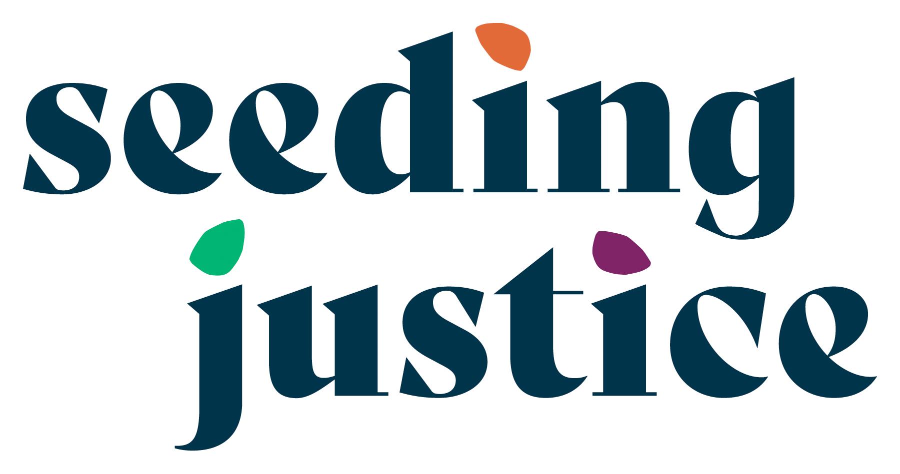 The Seeding Justice logo
